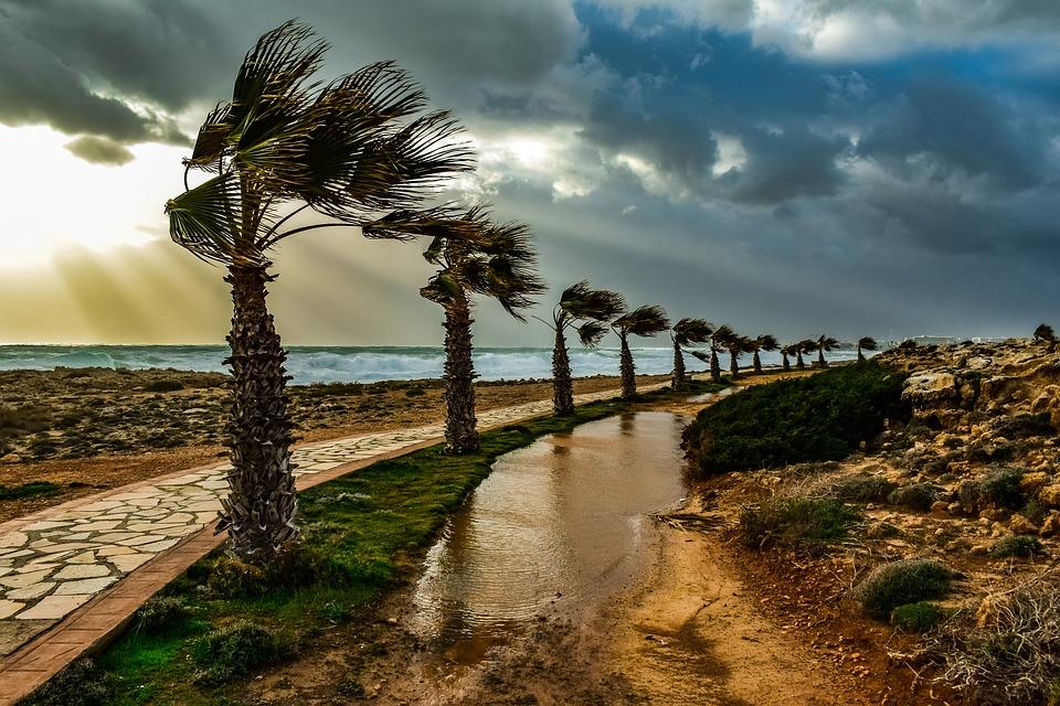 Pogoda i klimat na Cyprze