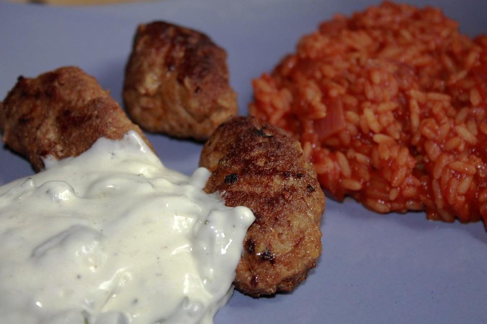 cevapcici-tradycyjna kuchnia chorwacka